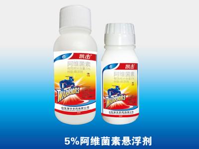 5%阿维菌素悬浮剂